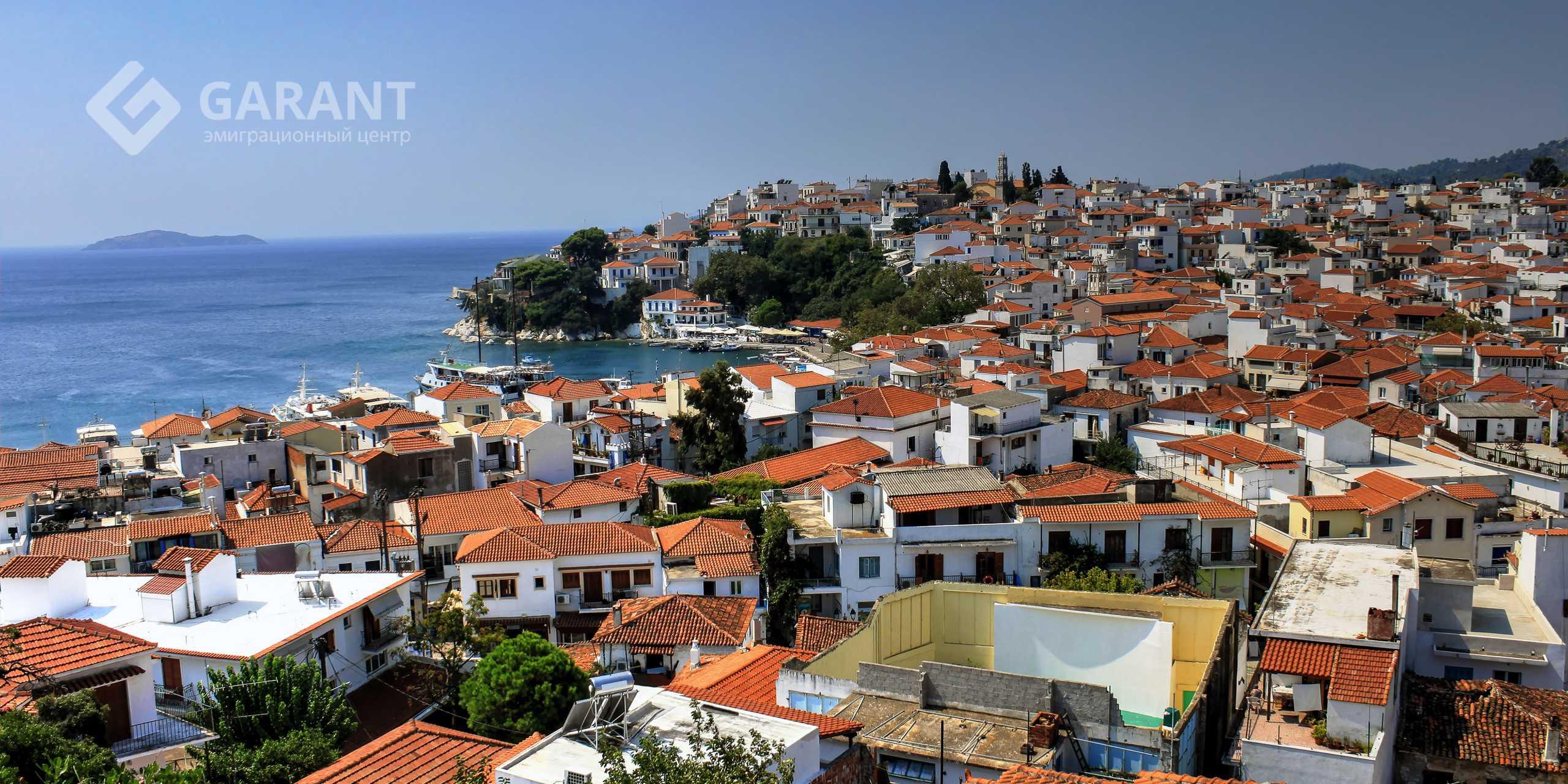 Недвижимость Греции.