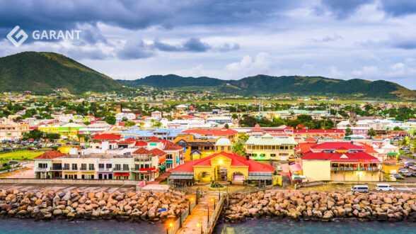 Гражданство Сент-Китс и Невис за недвижимость