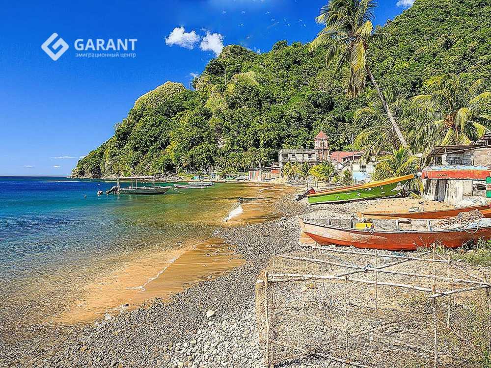 Природа как часть экономики Доминики