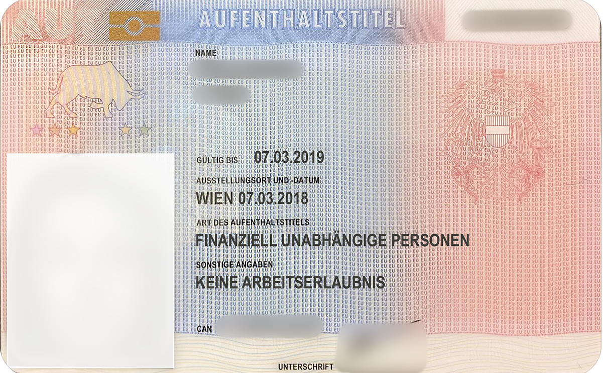 ПМЖ в Австрии