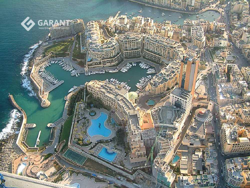 ПМЖ Мальты: статус для успешных людей