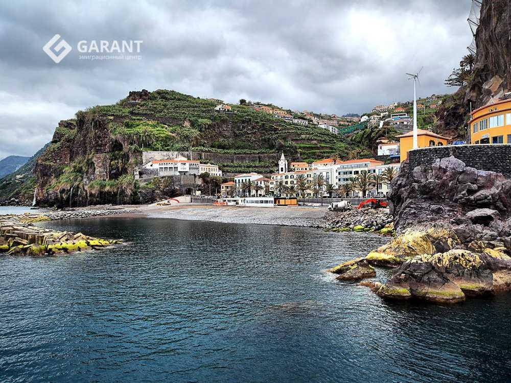 Garant.in отзывы, гражданство Португалии