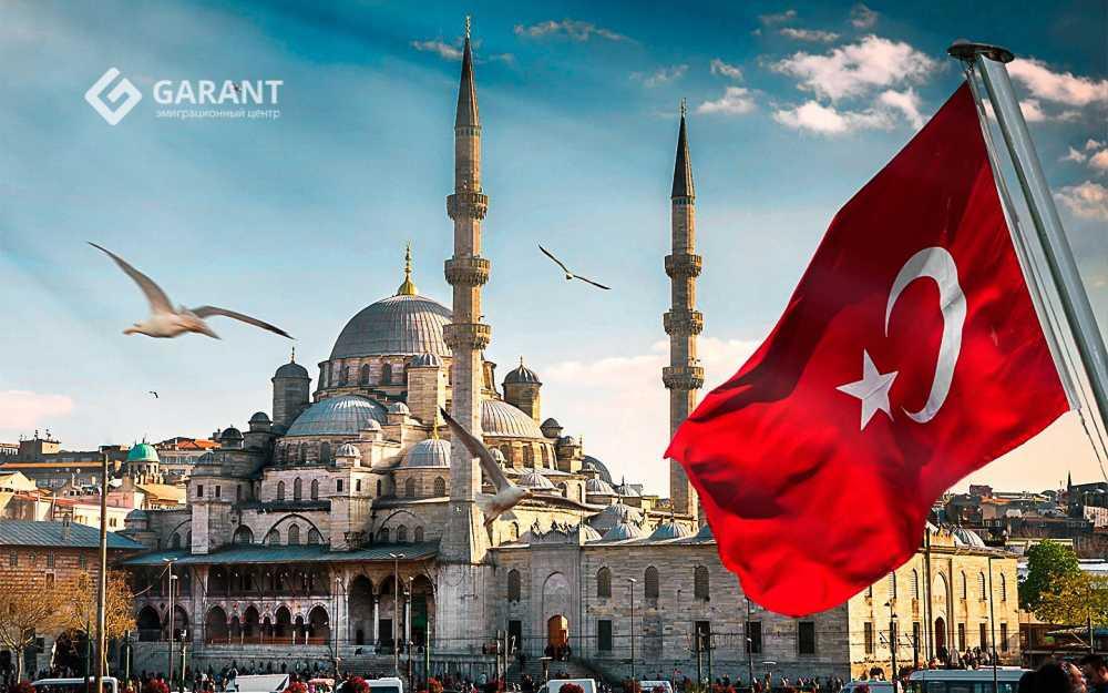 Garant.in отзывы. Гражданство Турции