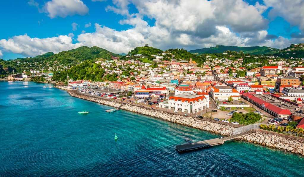 Шражданство Гренады