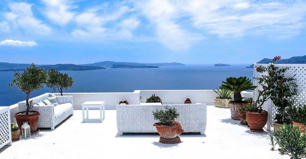 Греция, недвижимость