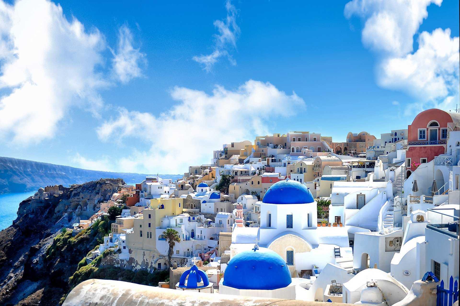 Греция, золотая виза