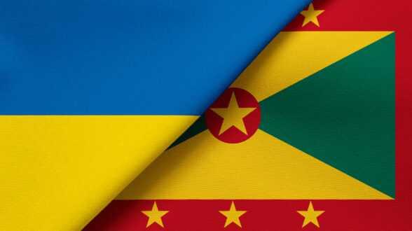 Украина-Гренада