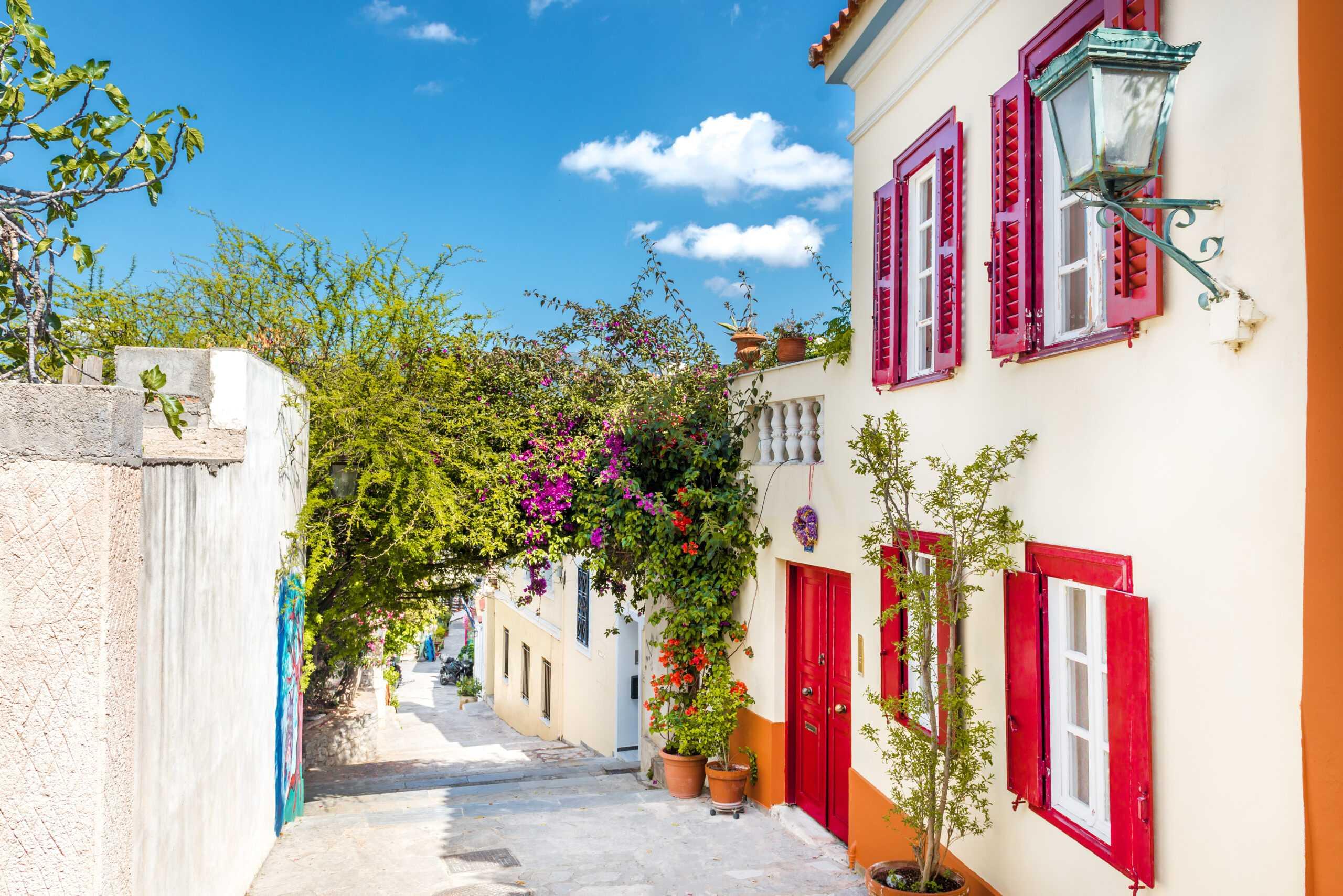 Гражданство за недвижимость Греции