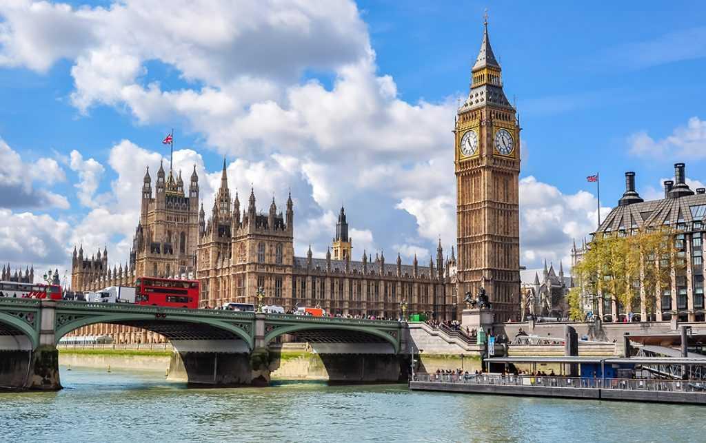 Великобритания, недвижимость