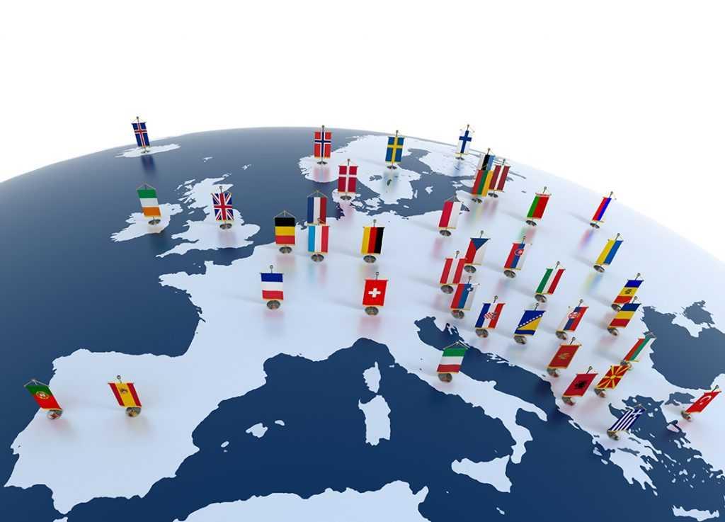 Страны ЕС и гражданство