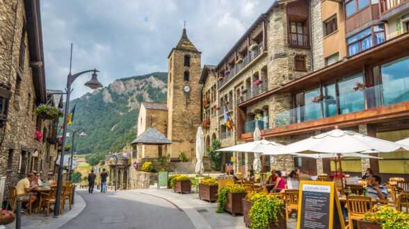 Андорра — «вторая Швейцария» в Пиренеях
