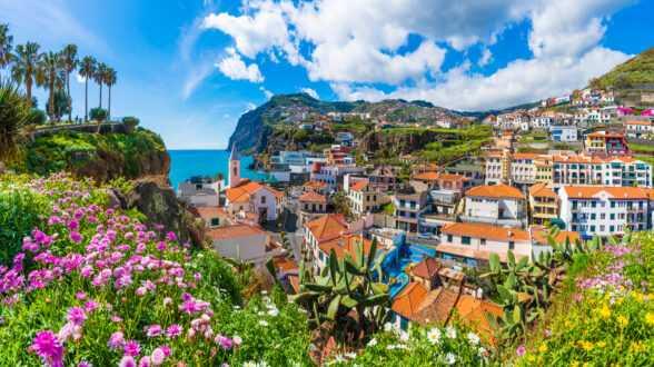 Португалия — страна, в которой начинается море