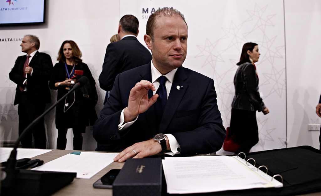 министр по делам гражданства Мальты Маскат