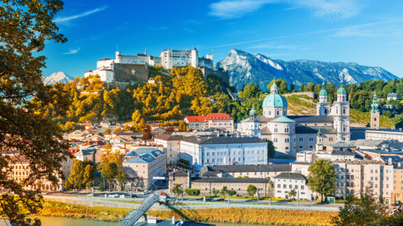 Процедура получения ВНЖ Австрии