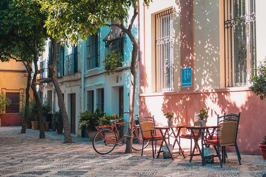 Кафе Испании