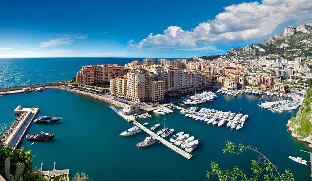 ВНЖ Монако