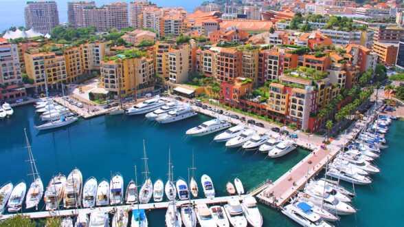 ВНЖ Монако в качестве финансово независимого лица.