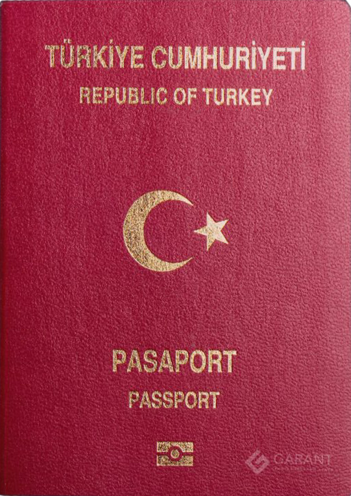 Citizenship of Turkey